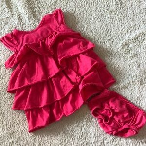 Old Navy sleeveless dress with bloomers